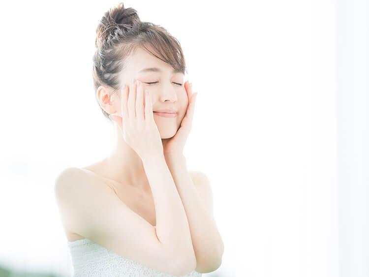 肌トラブルの最大の原因は乾燥