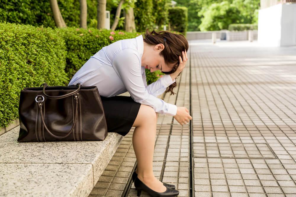 4月からの環境の変化がストレスになり、メンタル不調になることも