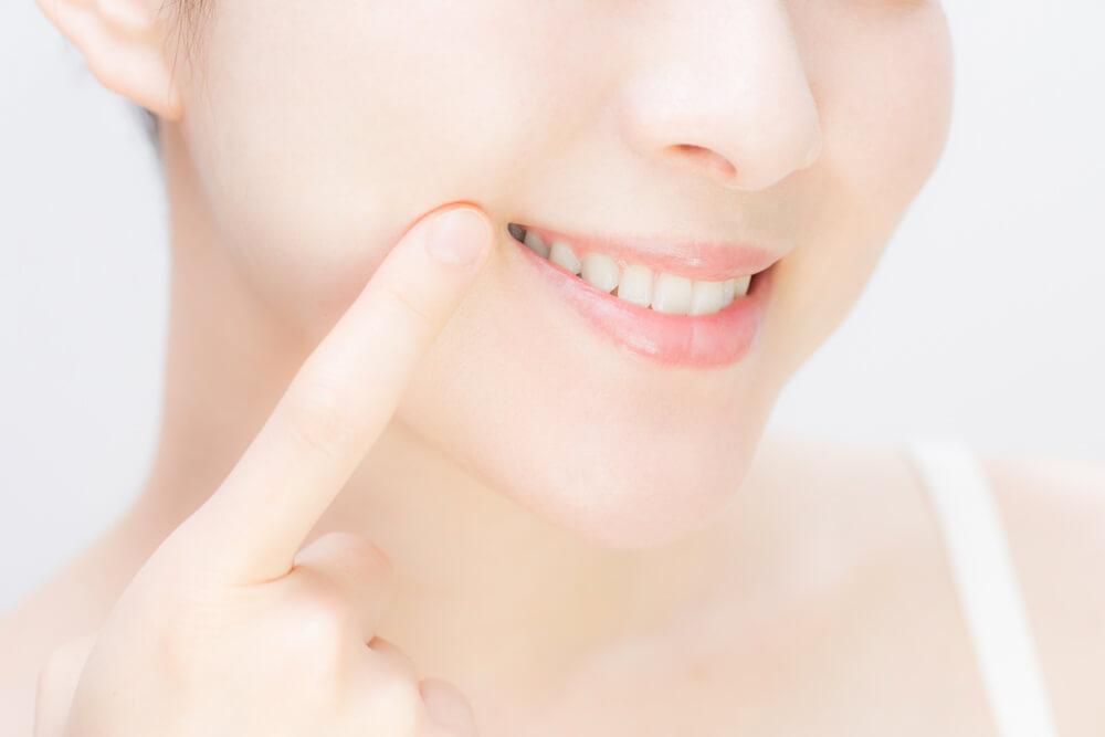 歯と歯肉の健康状態